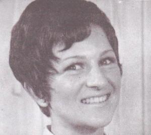 Linda Ashbee Miss Rye's Own 1967
