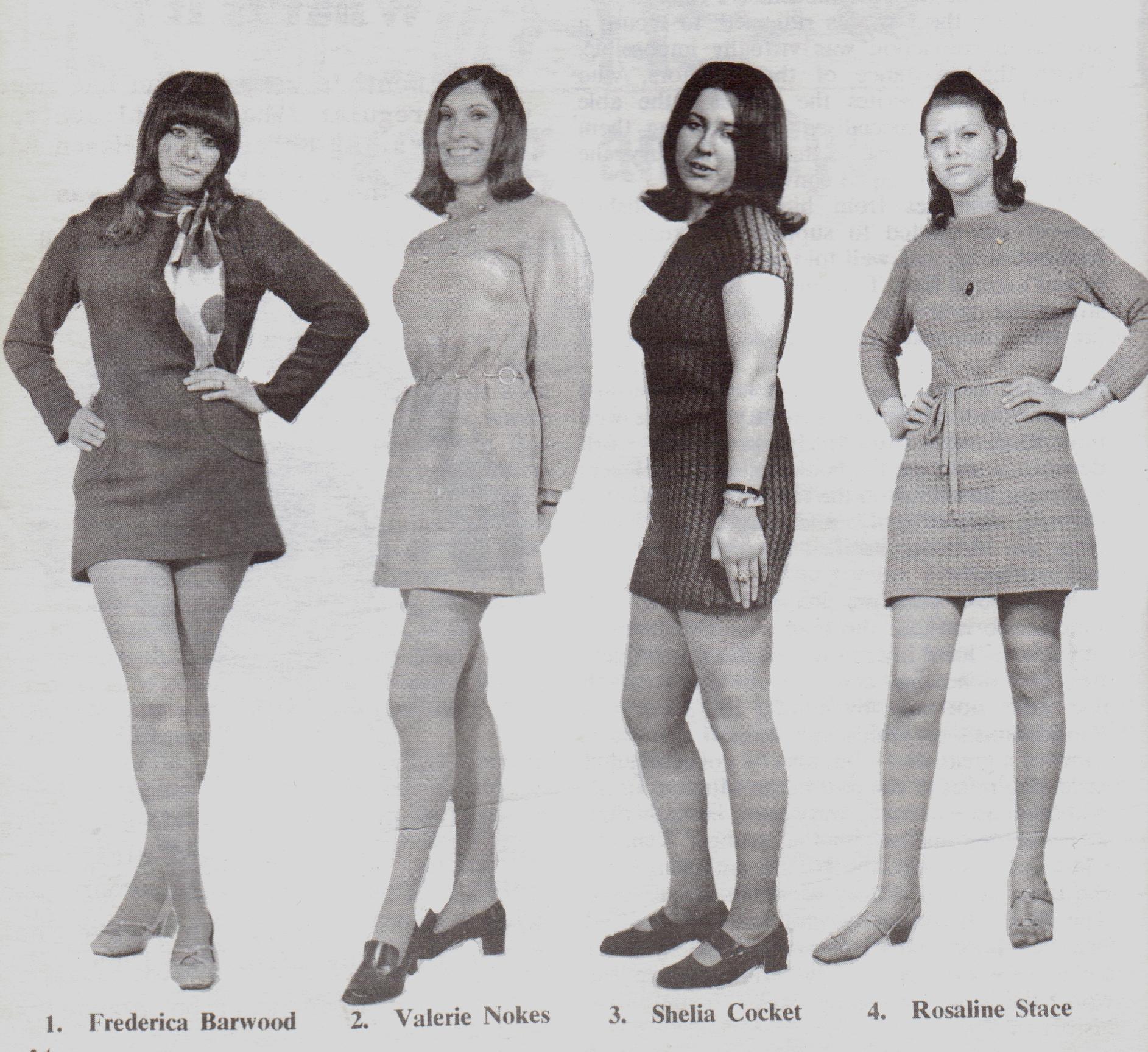 Miss Rye's Own Finalists 1969 ...