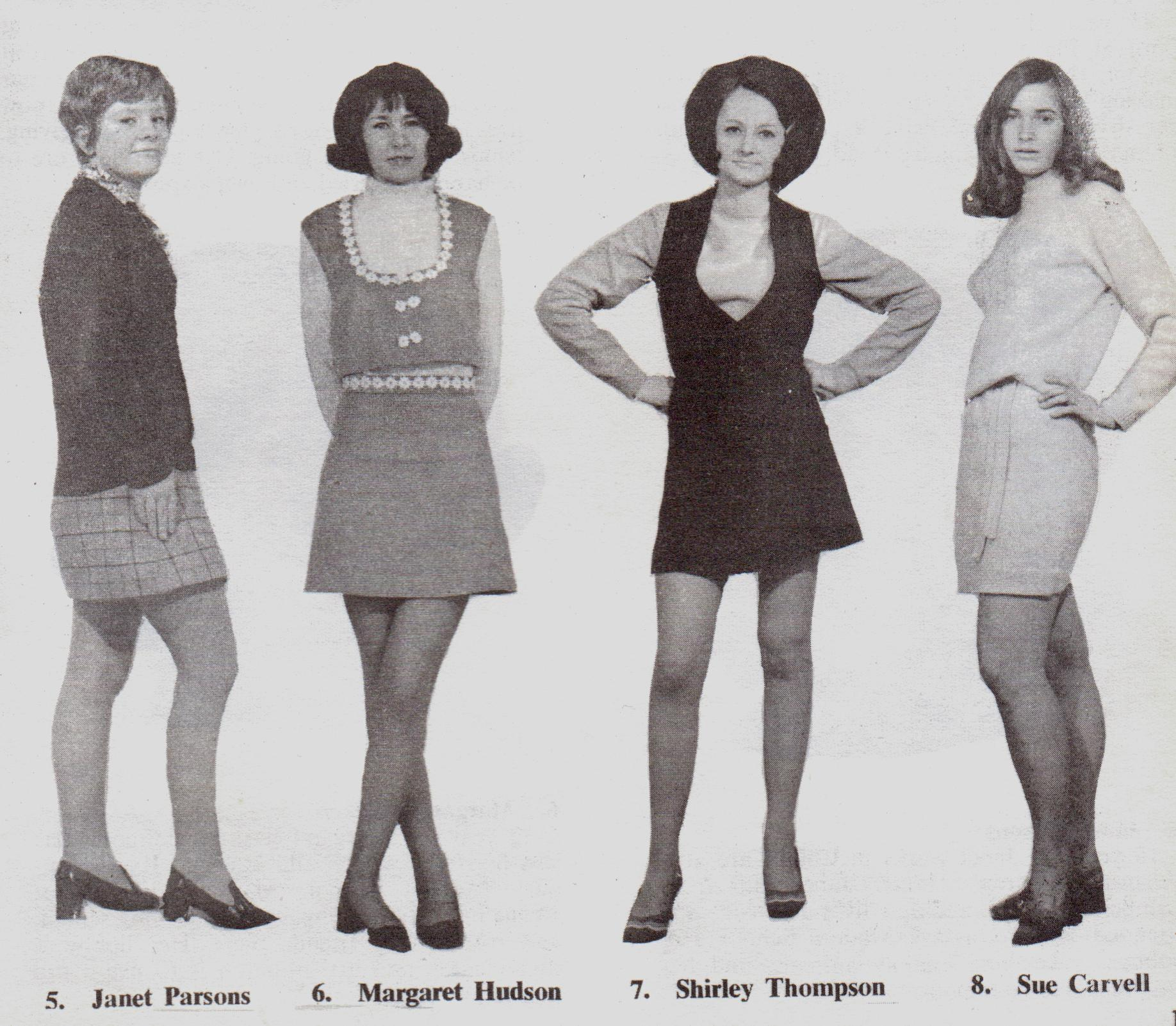 Miss Rye's Own Finalists 1969 ...