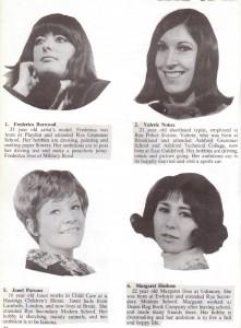 Miss Rye's Own 1969 3