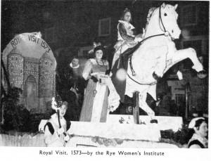 Royal Visit 1573