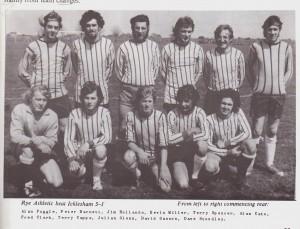 Rye Athletic 1973