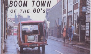 Rye - Boom Town of the Sixties
