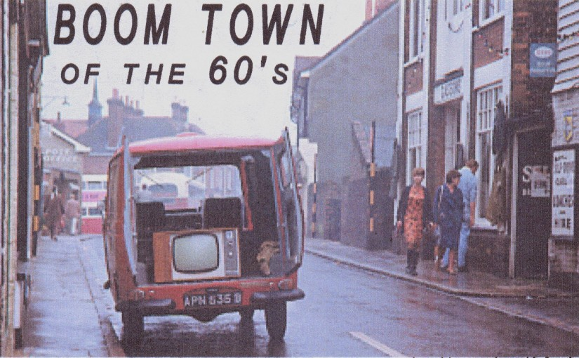 Boom Town of the 60's