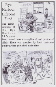 Rye Harbour Lifeboat Fund
