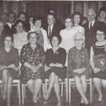 Rye Movie Society Members and Guests at the 1969 Annual Dinner