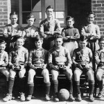 Rye Secondary School Soccer Team 1934-35
