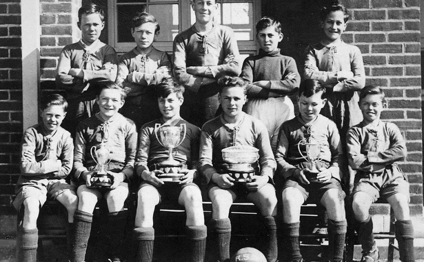 Rye Secondary School Team 1935
