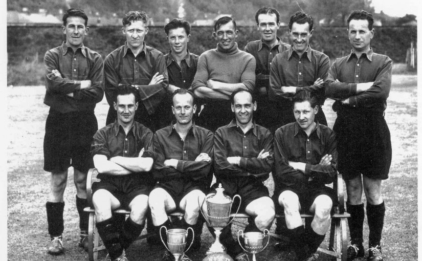 Rye United Seconds 1954/55