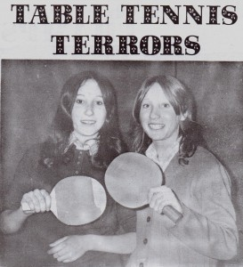 Table Tennis Terrors