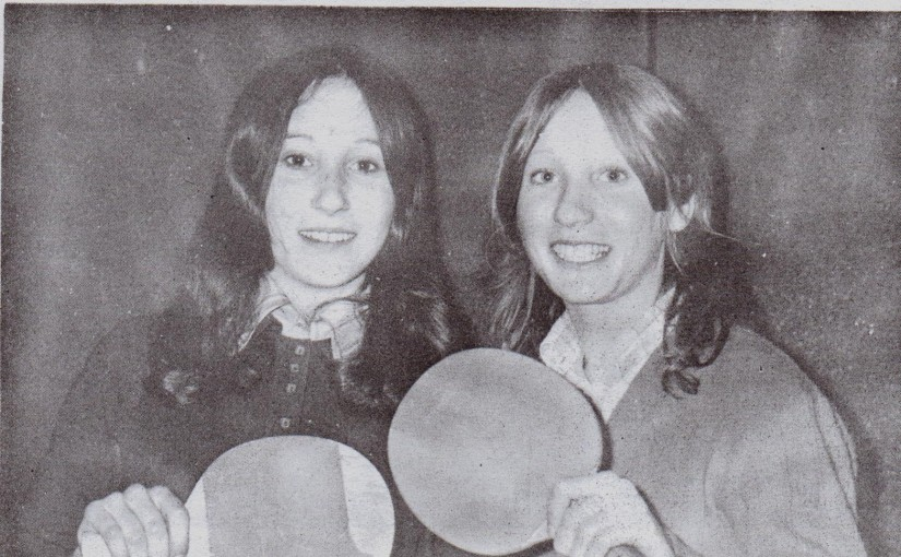 Table Tennis Terrors