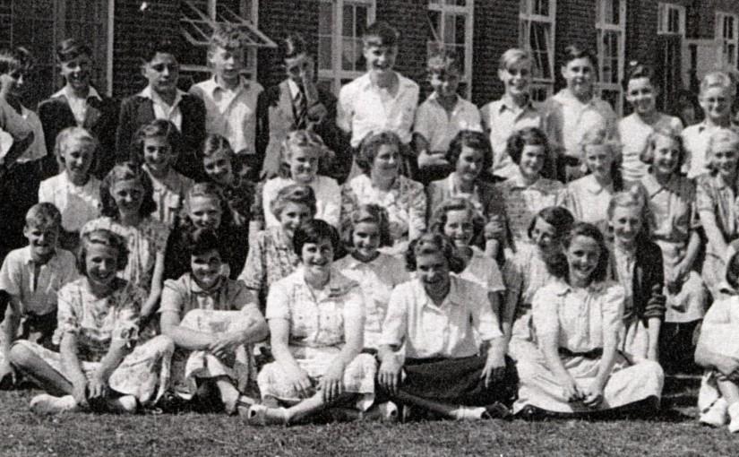 Rye Secondary Class of '52
