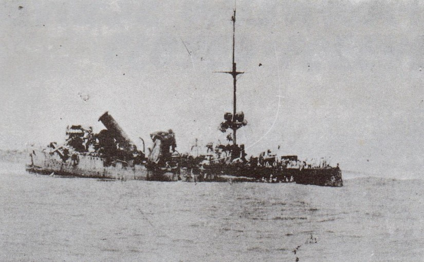 The Sinking of the Emden