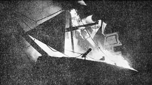 The Original Burning Boat
