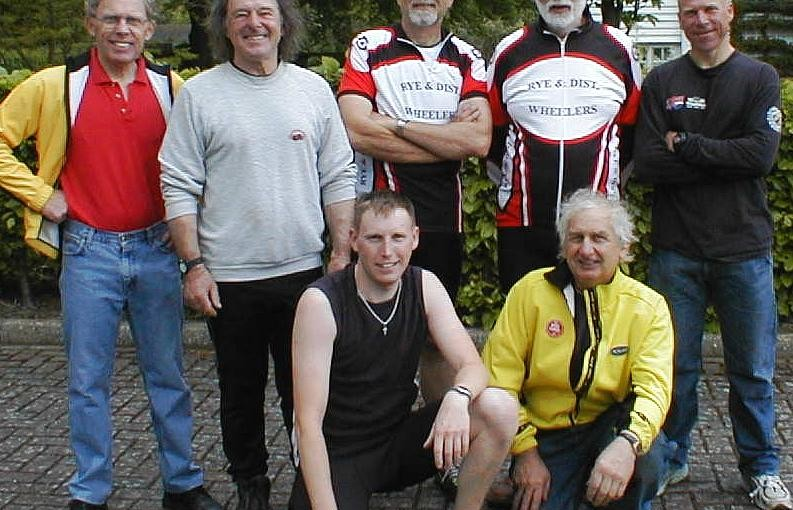Rye Wheelers 2005 and Earlier