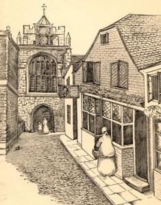 Fletcher's House and St. Marys