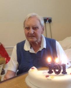 Arthur at 101