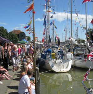 Crowds Flocked to the Maritime Festival