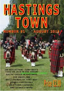 Hastings Town August 2015