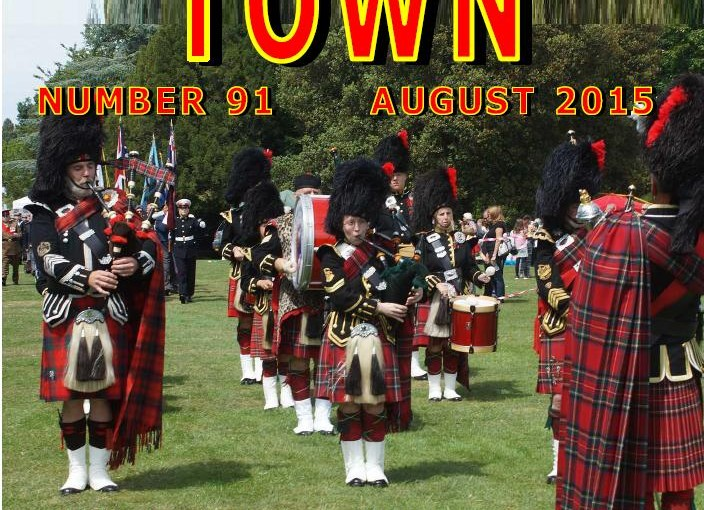 Hastings Town August Issue