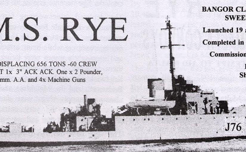 HMS Rye