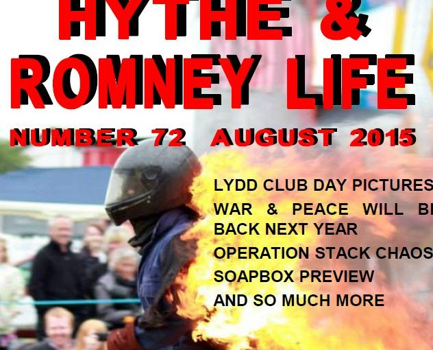 Hythe & Romney Life August Issue