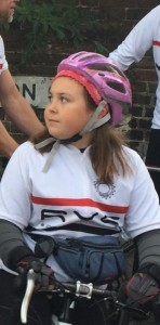 Riders of all Ages took Part