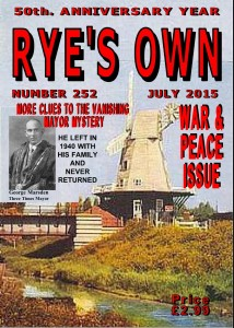 Rye Cover July 2015
