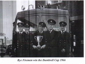 Rye Firemen