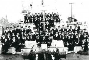 Ships Company HMS Rye