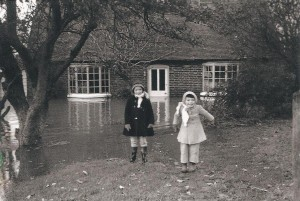 Splashing About in the Floods
