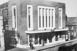 The First Regent Cinema Rye