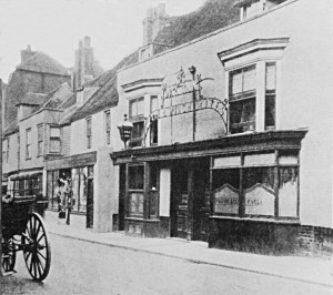 The Oak Inn 1902