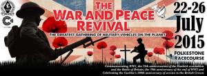 War & Peace Ad