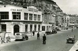 Carlisle Saloon 1930's