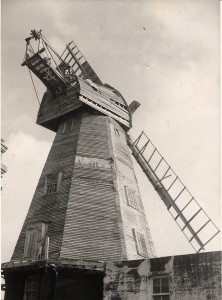 Draper's Mill, Hollington