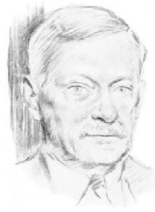 E. F. Benson Former Mayor of Rye and writer of the Mapp & Lucia novels
