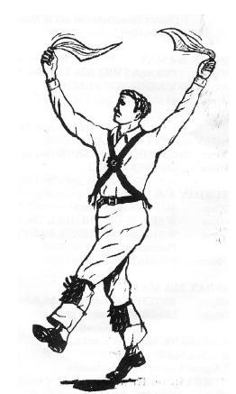 Morris Dancers in Rye