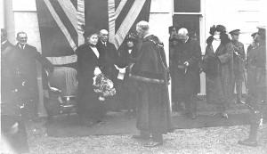 Opening of Rye Memorial Hospital