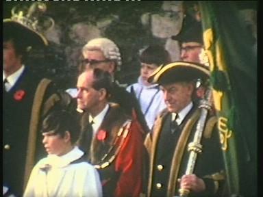 Rye Remembrance Parade