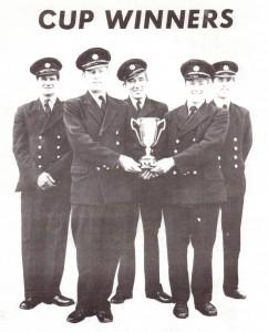 Rye Firemen - Cup Winners