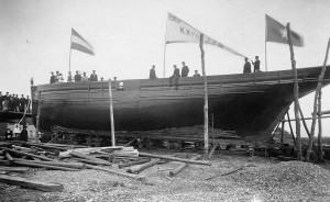 Rye Launching