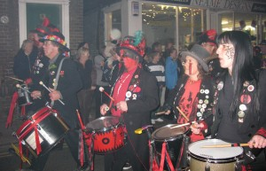 Rye Section 5 Drummers