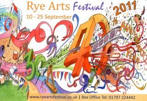 Rye Arts Festival 2011