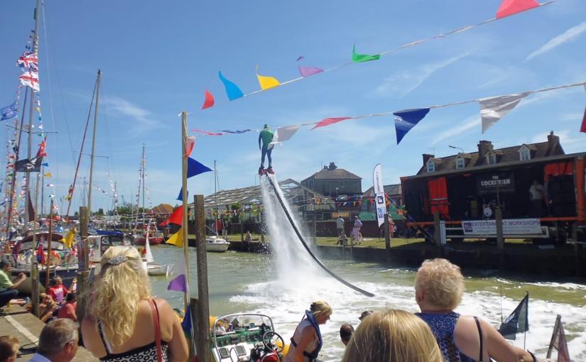 Rye Maritime Festival Part Two