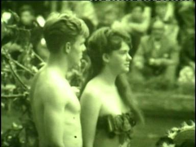 Hythe Venetian Fete 1962  –  Film