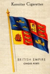 Cinque Ports Flag