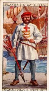 Cinque Ports Sailor