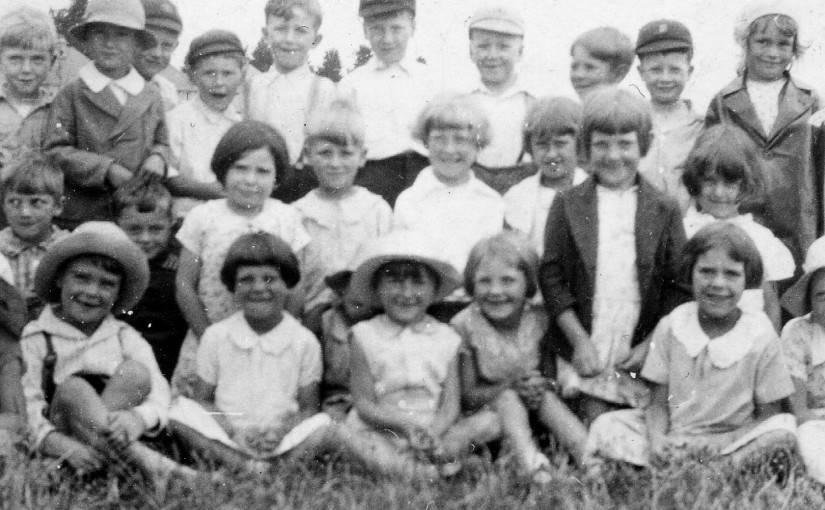 Faces From the Past Rye Secondary School 1937