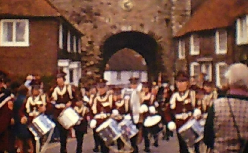 Rye Carnival 1974 Part One